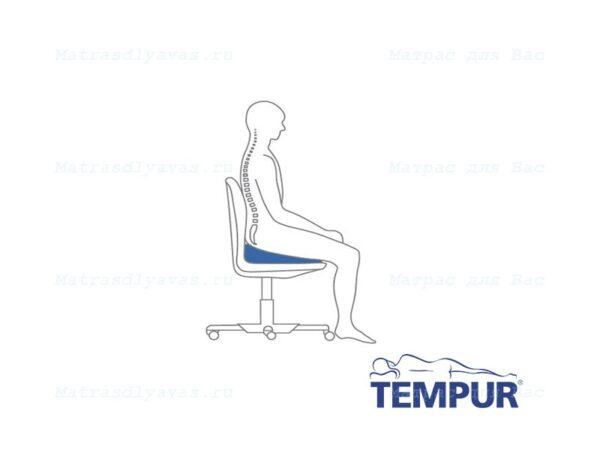 Подушка на сидение Seat Wedge